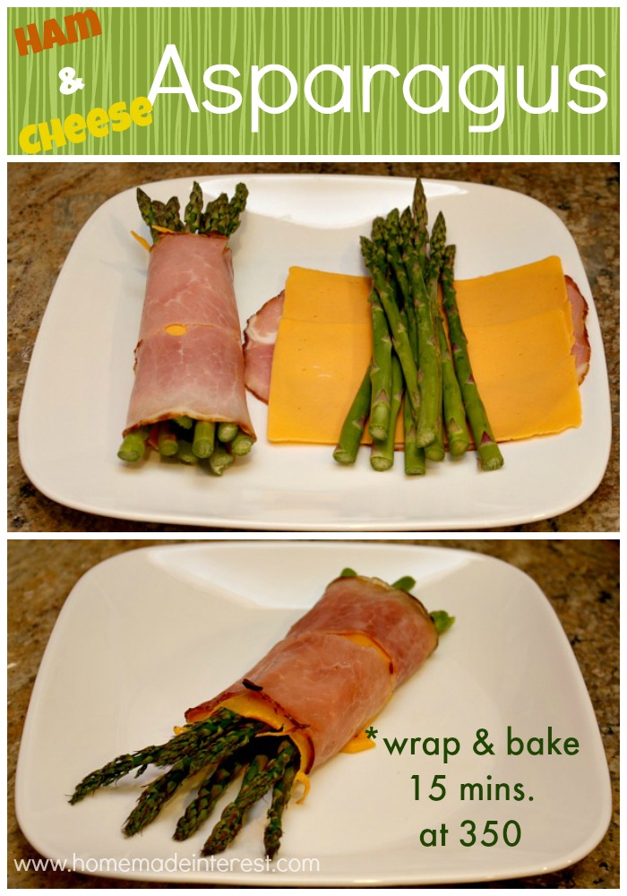 two quick and easy asparagus recipes