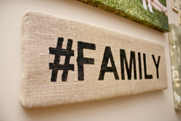 #Family Wall Art