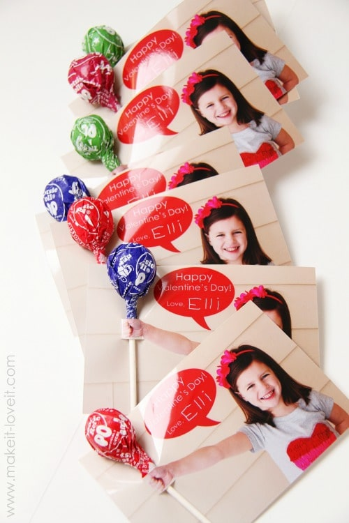 Most popular valentine 39 s day classroom favors home made - Original valentines day ideas ...