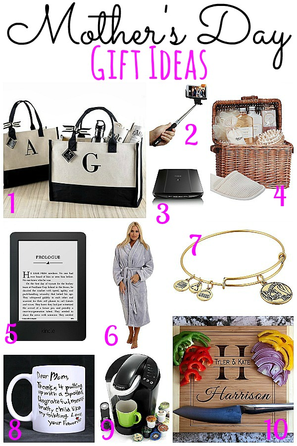 Mother 39 s day gift ideas what moms really want home for Mothers day presents ideas