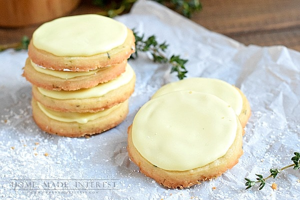 Lemon Zest Shortbread Recipes — Dishmaps
