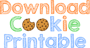 This is a graphic of Remarkable Thanks for Making Me One Smart Cookie Free Printable