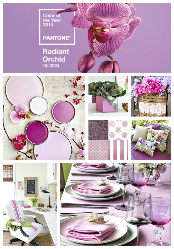 Color Trends 2014 {www.homemadeinterest.com}