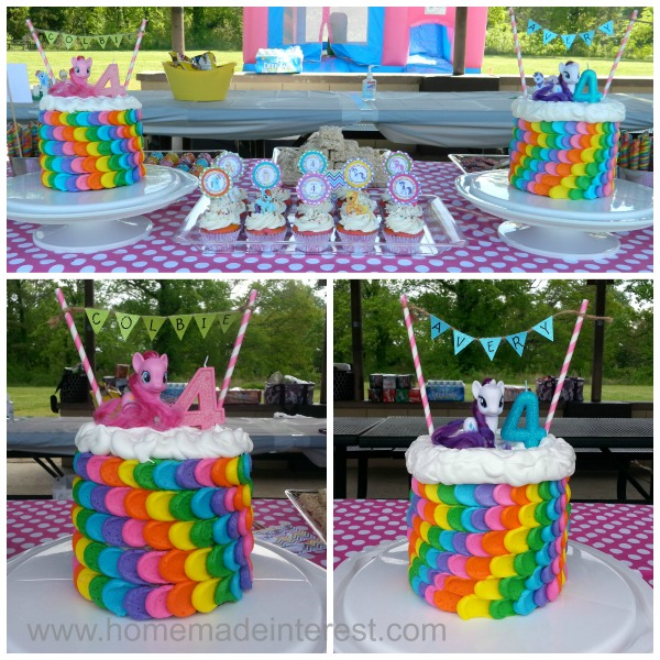 mylittlepony_cake_collage