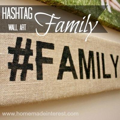 #Family Wall Art