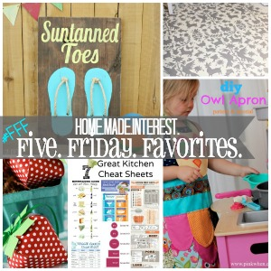Five Friday Favorites {2} #FFF