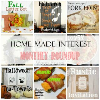 Home. Made. Interest. Monthly Roundup