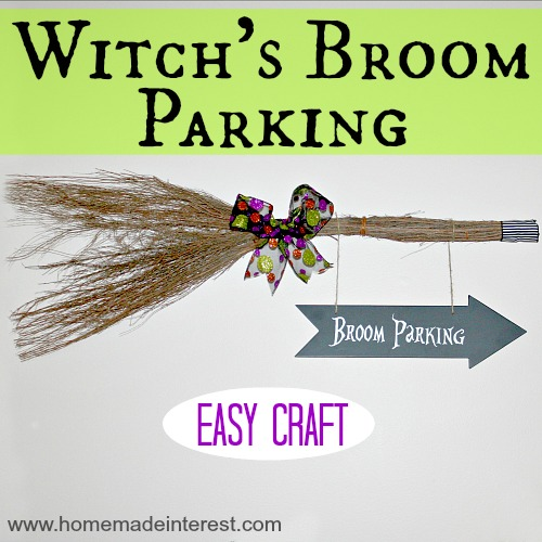 This 15 minute Halloween craft is easy to make and perfect for Halloween