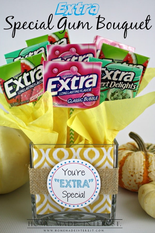 Give Extra, Get Extra - Say thank you with an Extra Gum ...