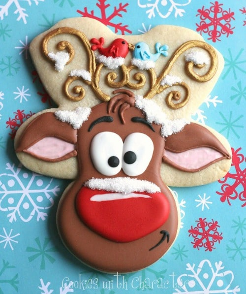the cutest iced christmas cookies to make for the holidays decorate the cookies with your - Christmas Cookie Recipe