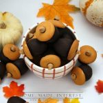 Acorn OREO cookie balls are simple to make all you need is OREO cookies, cream cheese, and melted chocolate to make a delicious OREO truffles. #OREOCookieBalls #shop