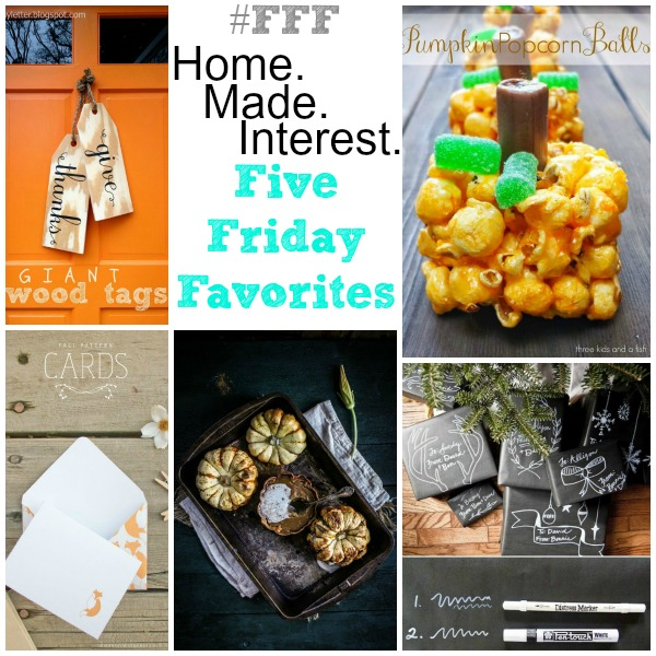 Home. Made. Interest is rounding up some of their favorite Pinterest projects just in case you missed them! Check out all of the craft, recipe, diy and home decor goodness!
