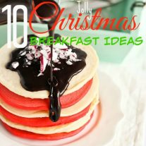 The most memorable morning is here! Make your Christmas breakfast festive and jolly with these holiday ideas for kids and adults. Great ideas for brunch or just for you and the kids.