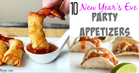 10 New Year S Eve Party Appetizers Home Made Interest