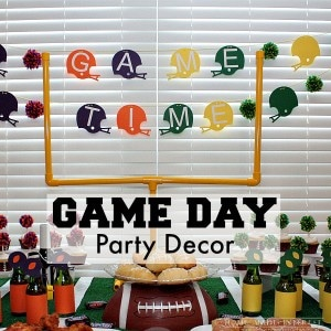 Are you planning on having a big super bowl party this year? Here is a