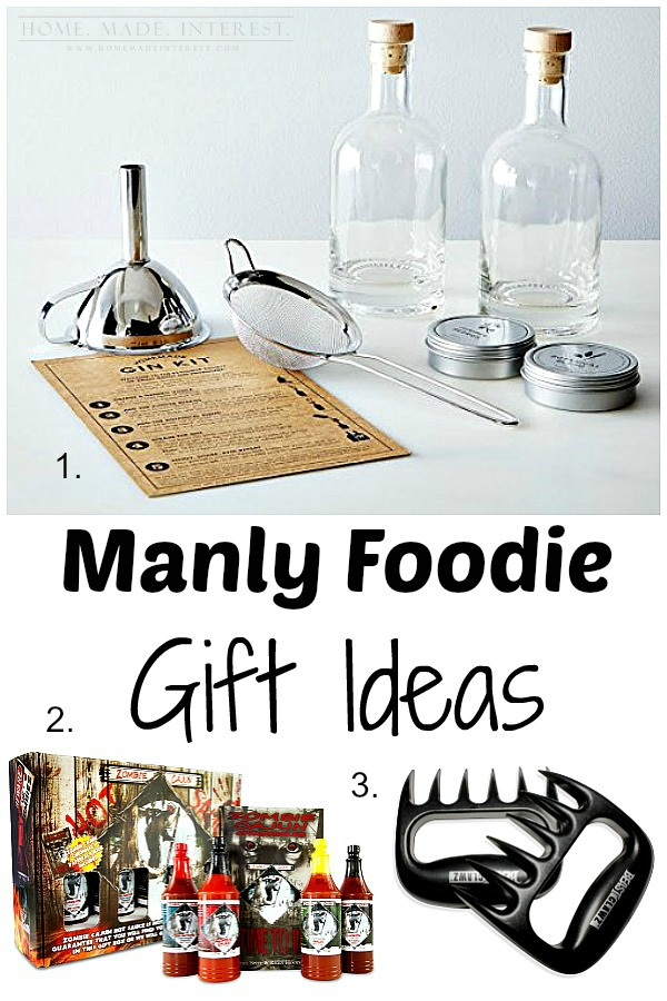 these are the most wanted foodie gifts for men great for valentines day fathers
