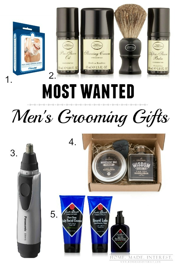 Gift Ideas Your Man Will Love