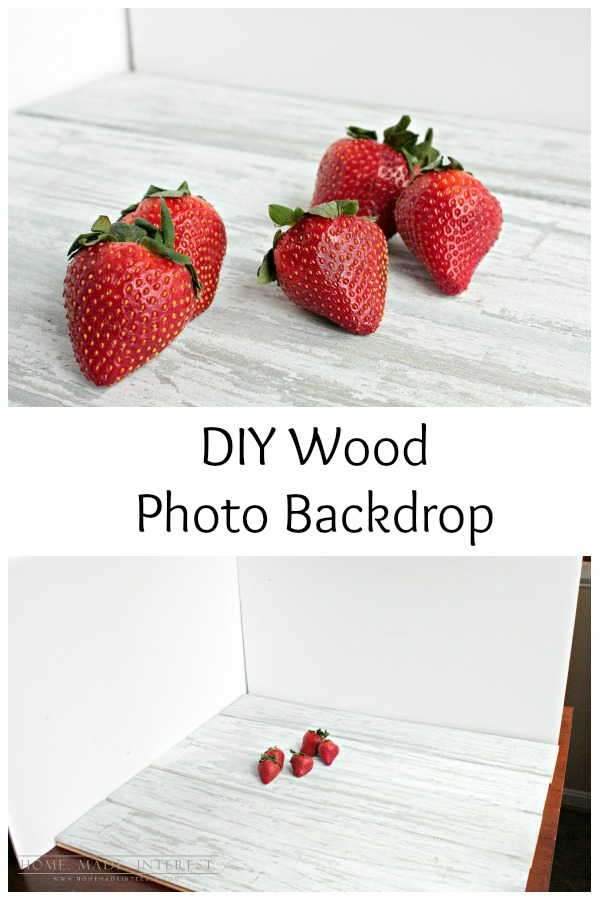 A Quick Tutorial On How To Make Distressed Wood Backdrop For Photos We Show