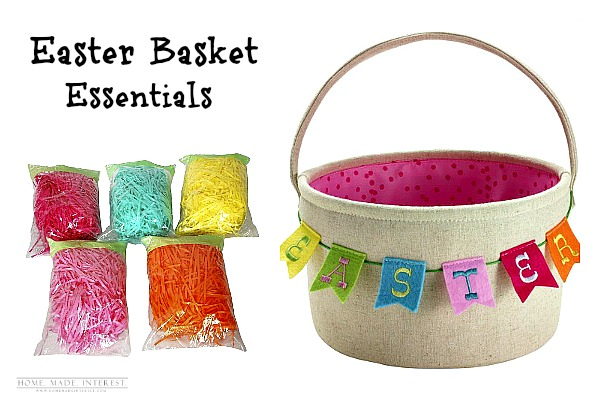 Be Prepared This Easter By Having All Your Kids Baskets Done Early Filled