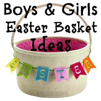 Be prepared this Easter by having all your Easter baskets done early. Filled with all the kids favorites.