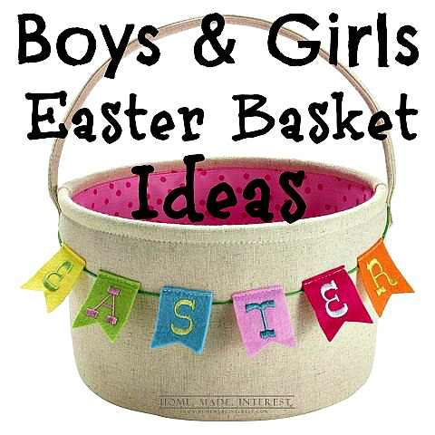 Be prepared this Easter by having all your Kids' Easter baskets done early. Filled with all the kids favorites.