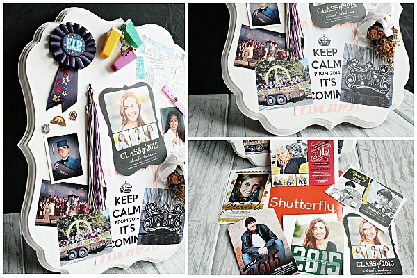 Graduation Memory Board - Home. Made. Interest.