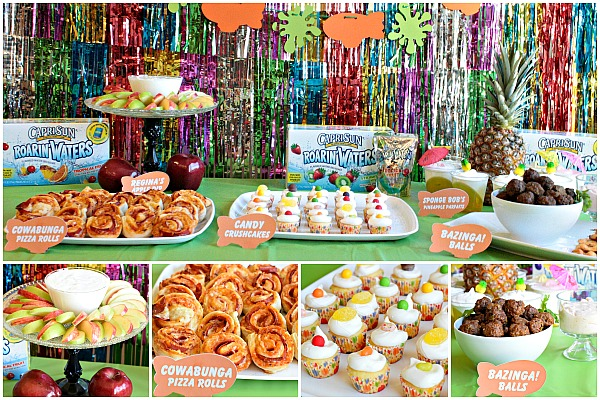 Kids' Choice Awards Party - Home. Made. Interest.