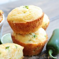 Delicious corn bread with fresh jalapenos and cheddar cheese. A quick and easy side dish for a weeknight meal.