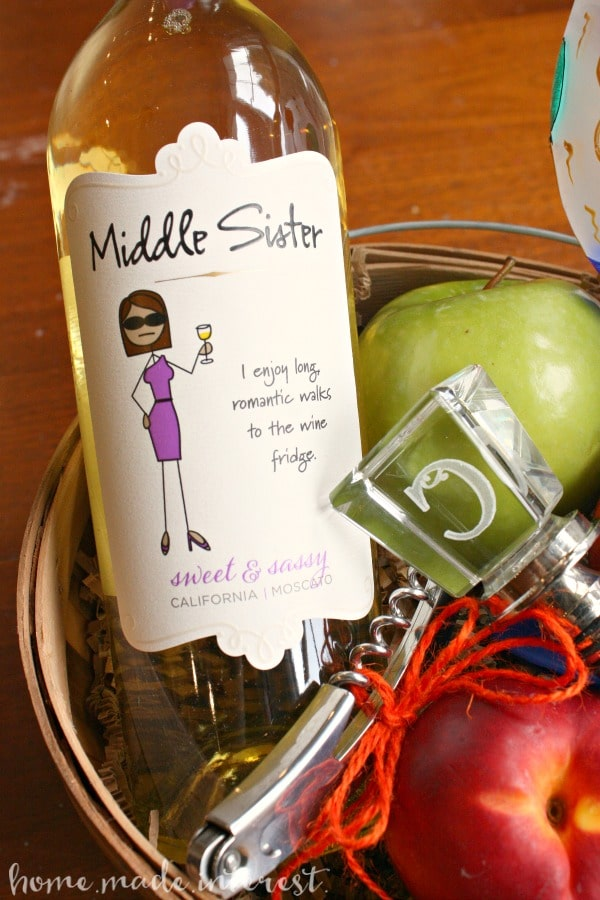 Moscato Sangria_updated Wine Basket