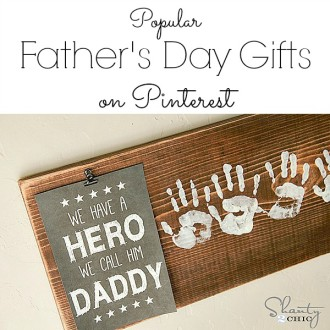 da70424378ef Popular Father s Day Gifts on Pinterest - Home. Made. Interest.