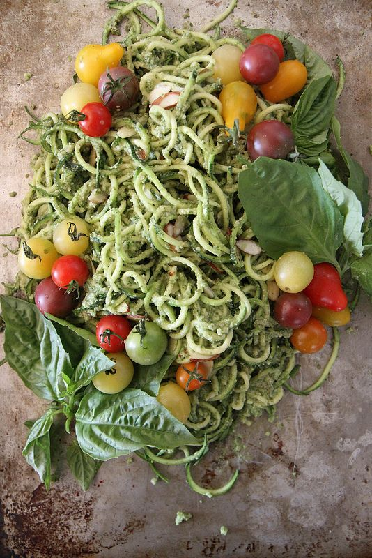 My new gadget has become a kitchen staple. No need for pasta when you have a spiralizer to turn those vegetables into noodle shapes. Turn zucchini into zoodles and enjoy a low carb dish. Much healthier too!