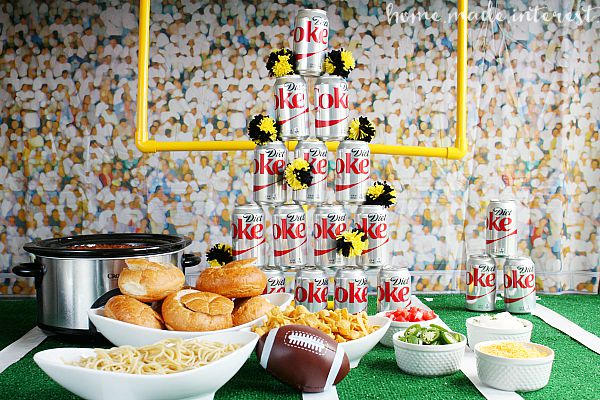 Foods To Eat During Halftime For Football