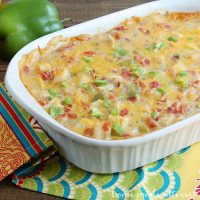 This creamy king ranch chicken casserole is simple to make and perfect for family dinners on busy weeknights.