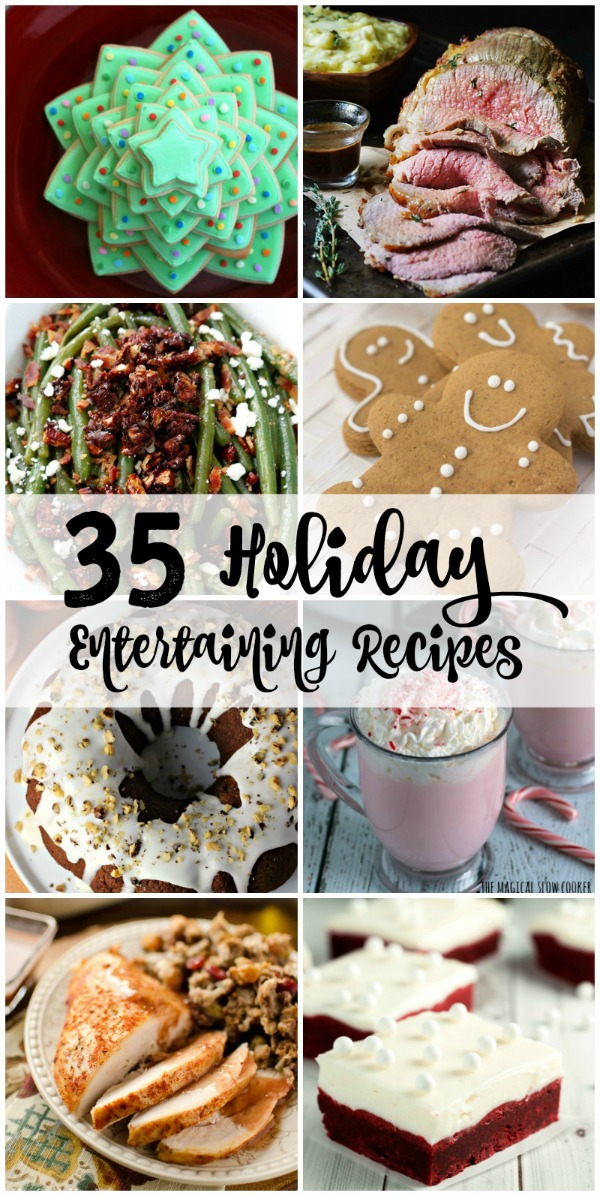 35 Holiday Entertaining Recipes + A $350 Gift Card Giveaway!! - Home ...