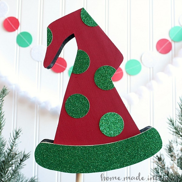 this christmas elf craft is a simple way to decorate your house for christmas you - Simple Ways To Decorate Your House For Christmas