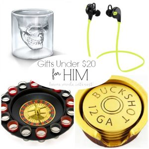 Looking for the perfect inexpensive Valentine gifts for him? Buy your husband, boyfriend or son a thoughtful gift that is $20 or less this Valentine's Day.