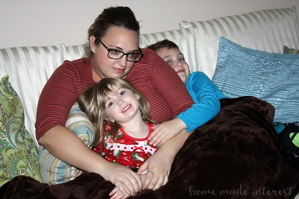 Movie Night Pajama Party_kids