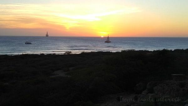 La Trattoria El Faro Blanco Restaurant Aruba