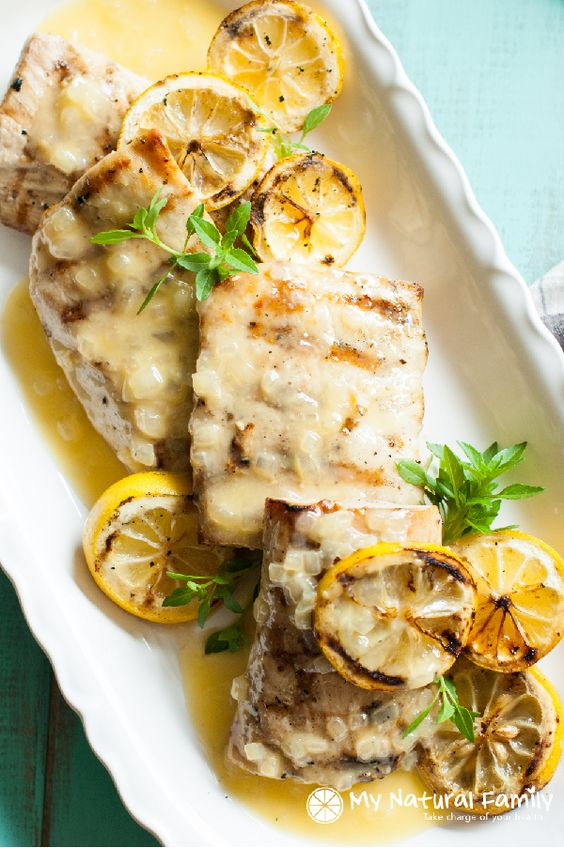 Fish recipes for lent home made interest for Homemade fish food