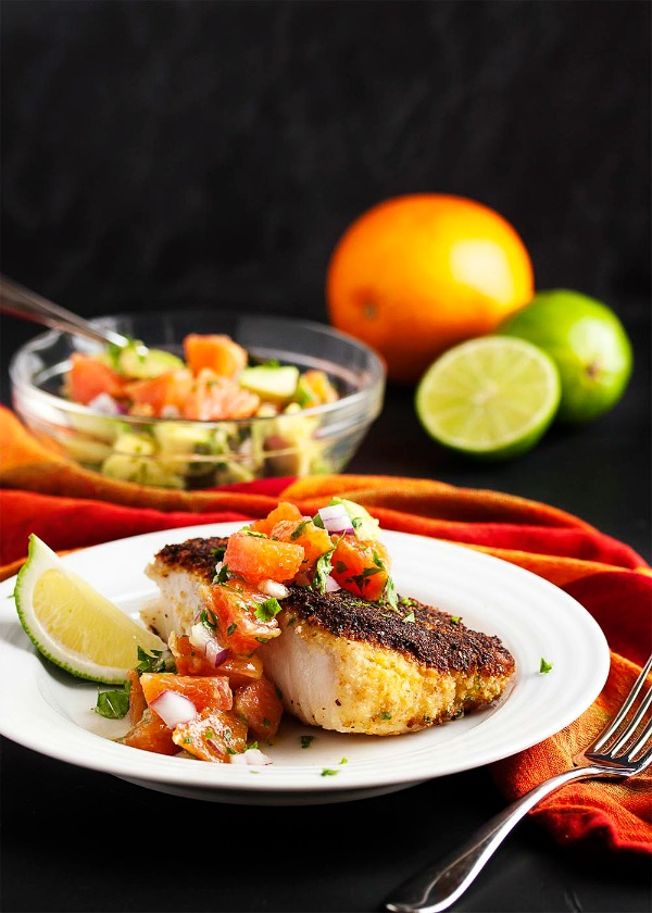 Easy and healthy fish recipes for the family to enjoy during Lent or anytime of year.
