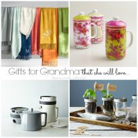 Special gifts Grandma will love from kids. No time for DIY gifts, buy her a precious gift that she will cherish forever!