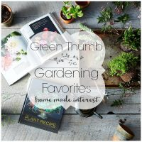 I've made a list of some of my favorite gardening gifts for all of those people I know who have a green thumb. Gardeners are going to love all of these fun, beautiful, and interesting gardening tools and gardening decorations.Great gifts ideas for mom on Mother's day or dad on Father's day too.