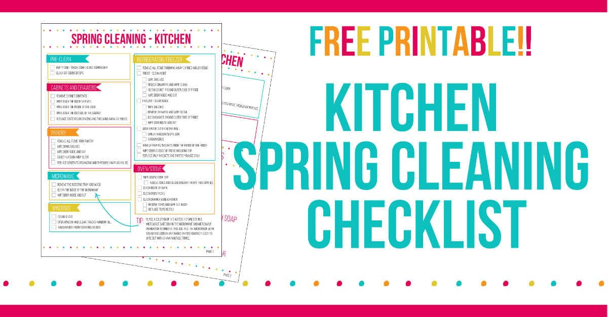 house cleaning checklist kitchen cleaning checklist home made interest 13015
