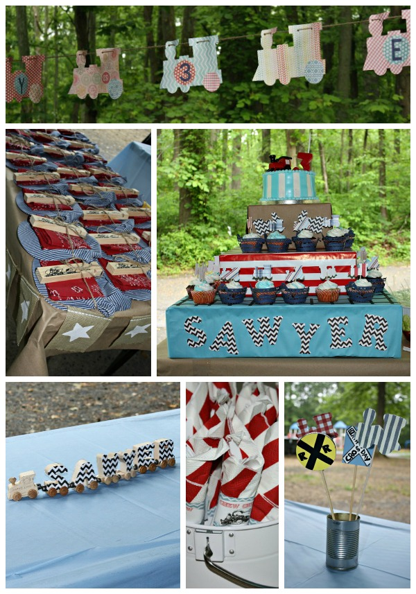 Summer Birthday Party Ideas for Kids - Home. Made. Interest.