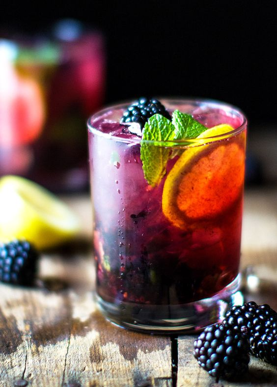 Refreshing Fun Summer Drink Recipes That Are Nonalcoholic And Alcoholic Drinks Kids