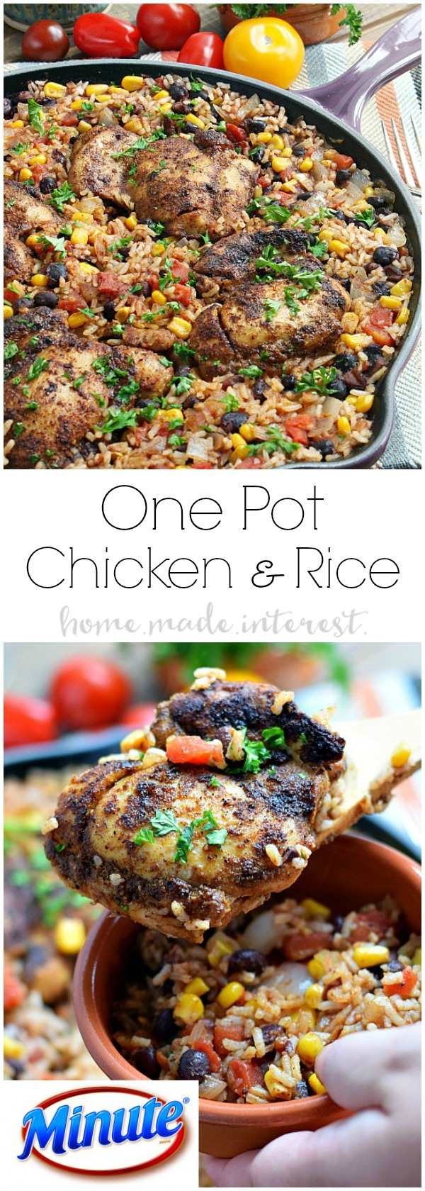 recipe: mexican chicken and rice recipes easy [25]