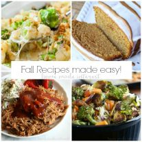 Who doesn't love a fall recipe? Brussels sprouts, pumpkin bread, cauliflower, and popcorn. All of these easy fall recipes are made even easier with a few simple tools. We've got some of the best fall recipes and the prep tools and fall ingredients that are going to simplify your fall!