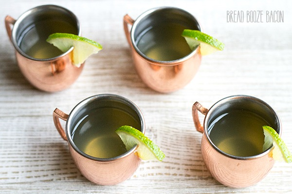 These Moscow Mule Jello Shots are out of this world good! They taste just like a traditional moscow mule recipe with all of the fun of a jello shot! This jello shot recipe is going to impress your guests especially if you buy these adorable mini moscow mule mugs!