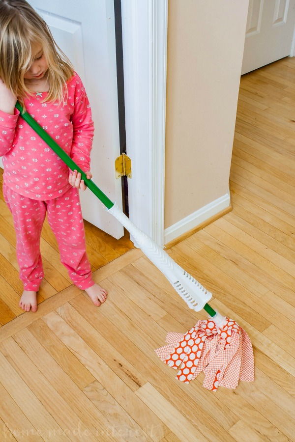 Homemade Wood Floor Cleaner For Spring Cleaning Home Made Interest