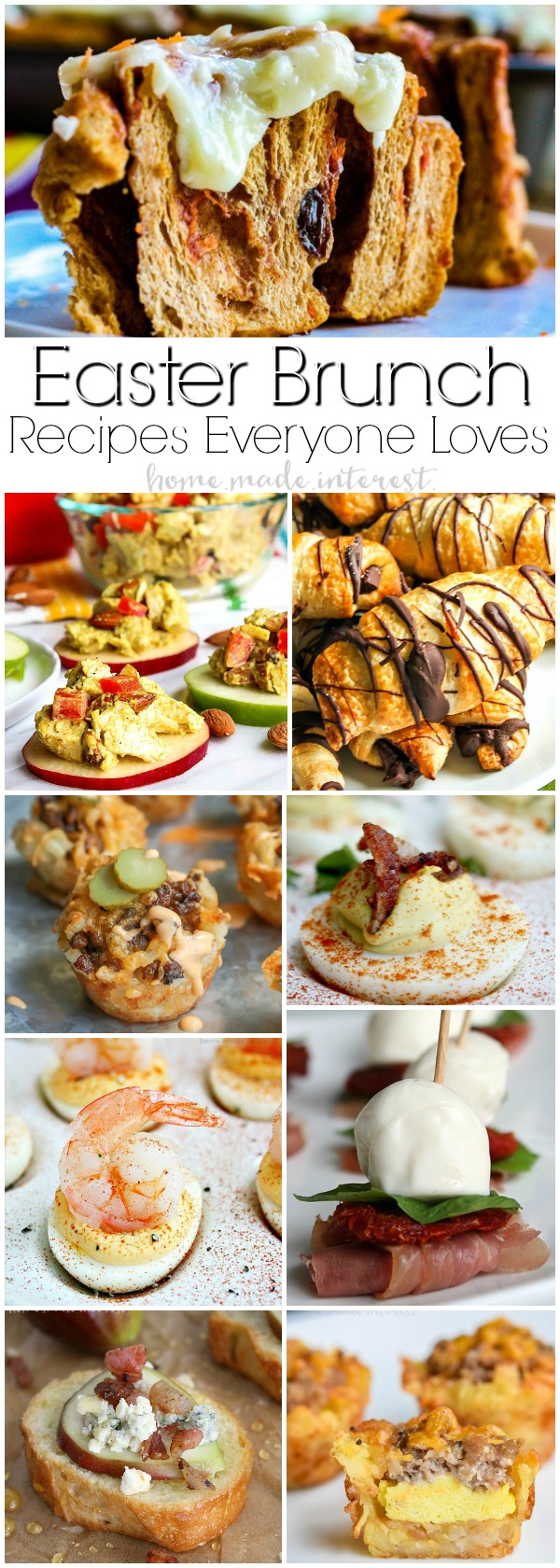 best brunch recipes to impress your guests! - home. made. interest.